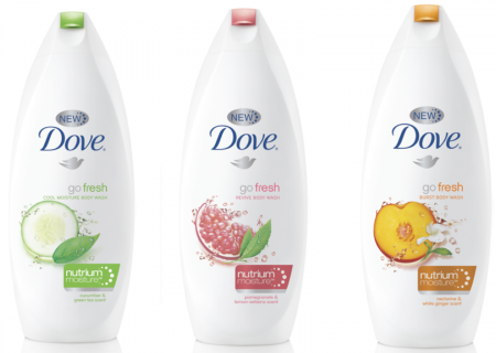 1 50 Off Dove Female Body Wash Coupon Free Stuff Finder Canada