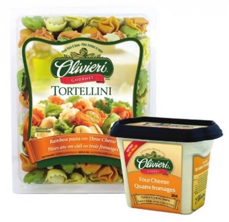 1Olivieri Fresh Pasta or Sauce coupon