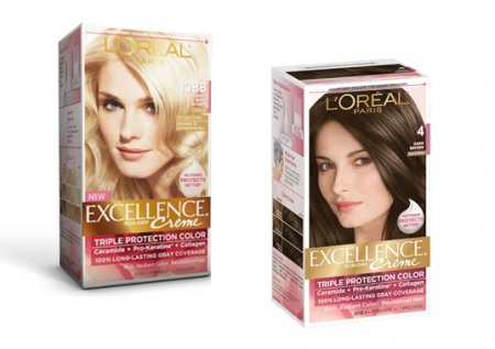 image regarding Loreal Printable Coupon titled Loreal excellence creme printable discount codes / Dominos british isles