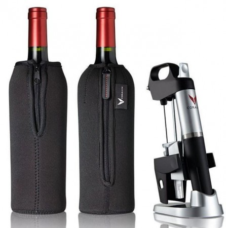 coravin wine bottle sleeve