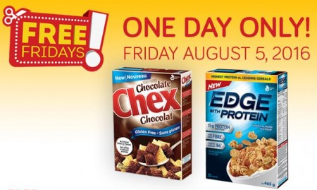 chex cereal coupon