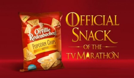 orville redenbacher fpc giveaway
