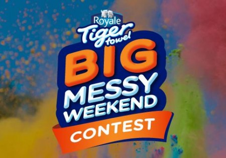 royale messy weekend contest