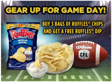 ruffles coupon