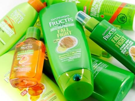 garnier fructis products