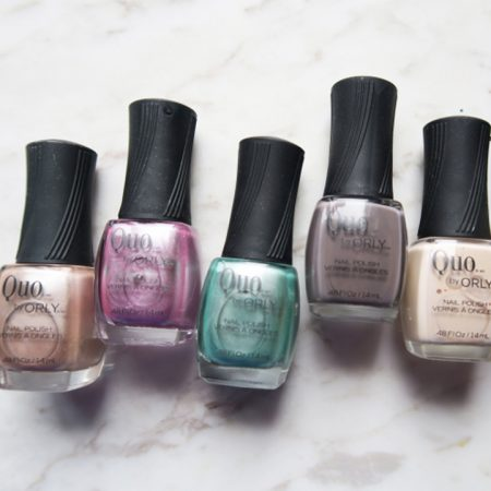 FREE Quo by ORLY Nail Polish Giveaway | Free Stuff Finder Canada
