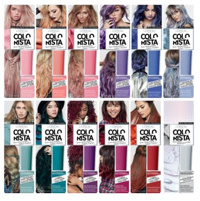 Free L Oreal Colorista Giveaway Free Stuff Finder Canada