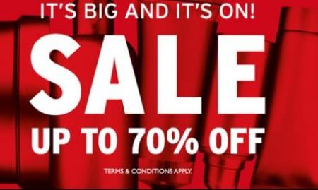 the body shop 70 percent deal