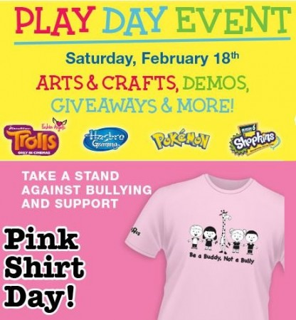 Toys-R-Us play day event
