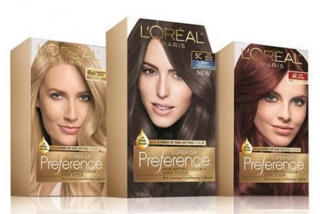 loreal preference coupon0