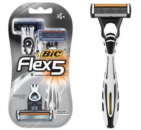 bic flex 5 razor coupon