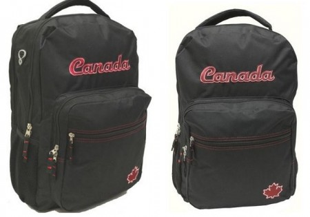 canadian backpack