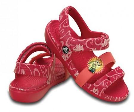 crocs frozen fever sandal