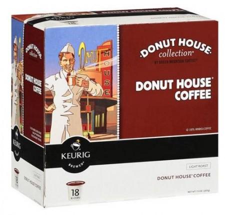 donust house coffee