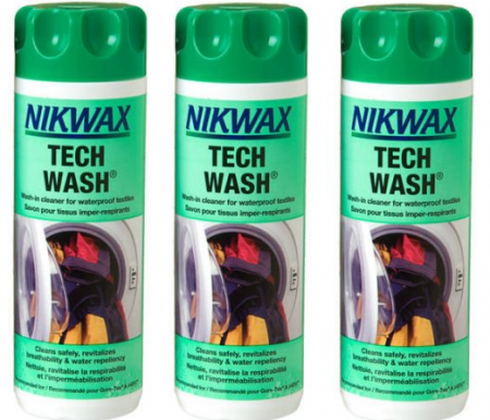 nikwax tech wash 1