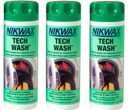 nikwax tech wash 1