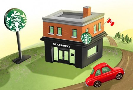 starbucks road trip contest