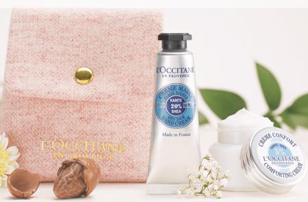 loccitane gift pack