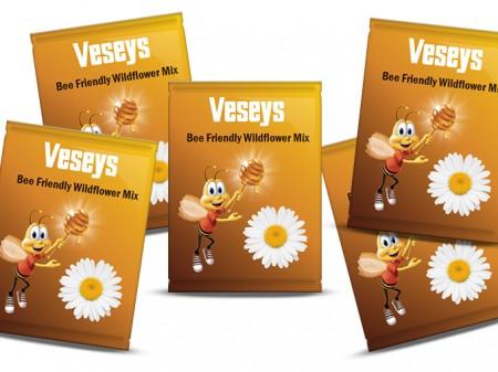 veseys wildflower seeds