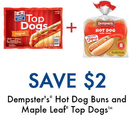 dempsters maple leaf coupon