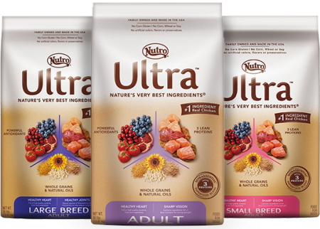 Nutro Ultra Dog Food >> Free Dog Food | Free Stuff Finder Canada