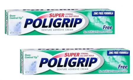 poligrip sample