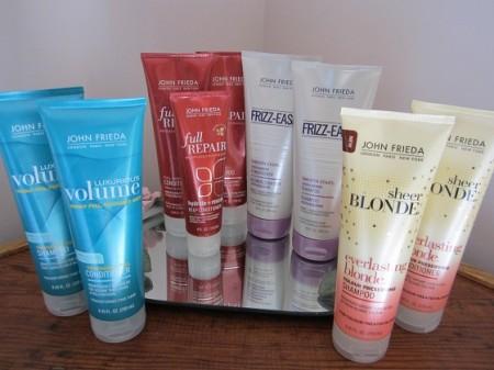 John-Frieda-products