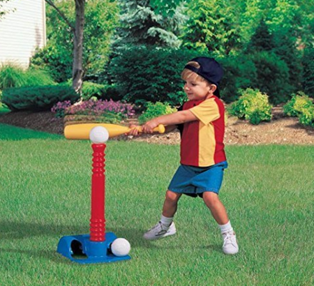 little tikes t ball set