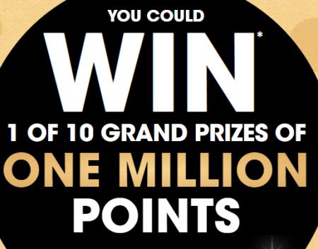 shoppers drug million points contest