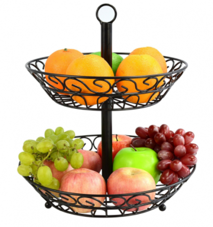 surpahs fruit basket stand