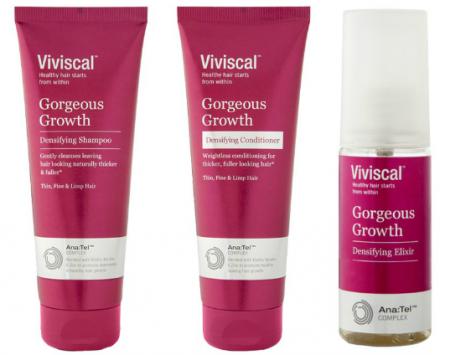 viviscal hair care samples