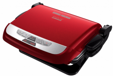 george foreman red evolve grill