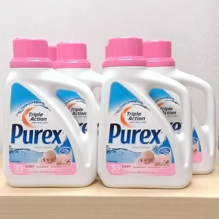 purex baby soft detergent