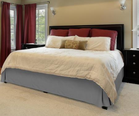 bed skirt deal