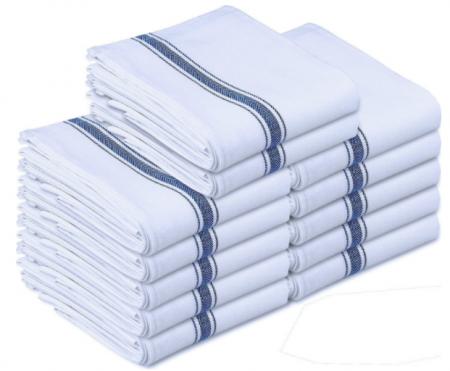 kitchen towels dish cloth 12 pack