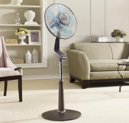 rowenta pedestil fan