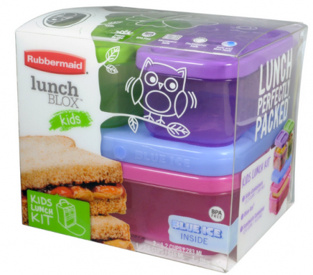 rubbermaid lunchblox coupon