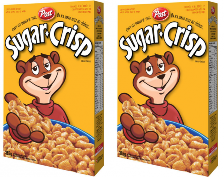 sugar crisp cereal coupon