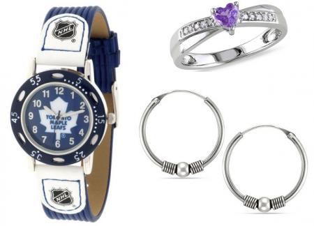 walmart watch and jewelry sale