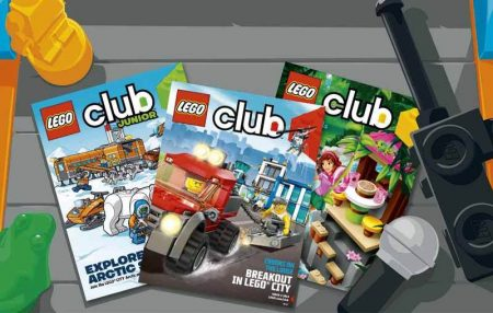 FREE Subscription to LEGO Club Magazine | Free Stuff Finder Canada