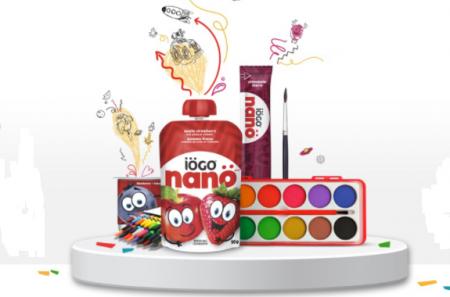 $5 Off Art Supplies from IÖGO | Free Stuff Finder Canada