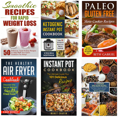Free books free stuff finder canada hop on over to amazon canada where you can score a wide selection of free kindle recipe books just some of the many free recipe books that i found to be forumfinder Image collections