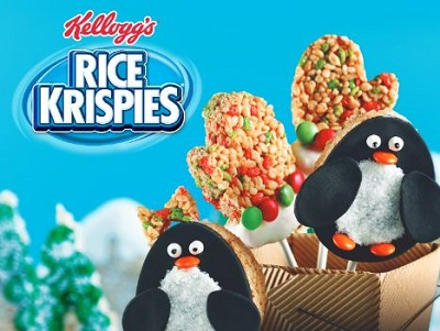FREE Rice Krispies Holiday Rec...
